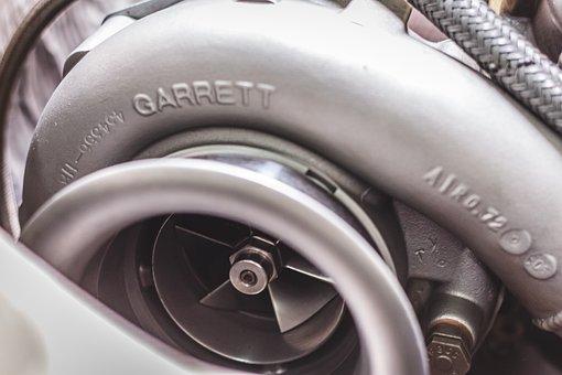 Turbo, Turbolader, Garrett, Intake, Motor, Technology