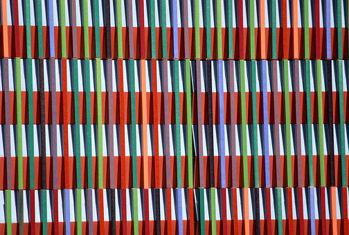 Museum Brandhorst, Facade, Munich, Color, Architecture