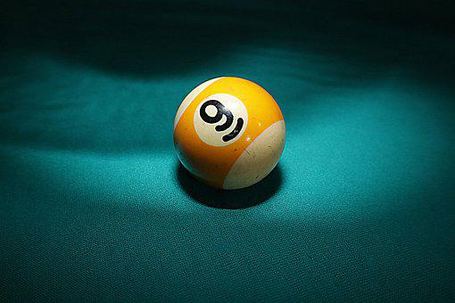 Billiards, Game, Table, Ball, Leisure, Recreation