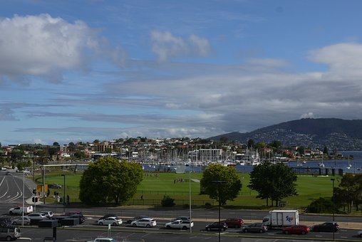 Lookout, Landmark, Tasmania, Hobart, Landscape
