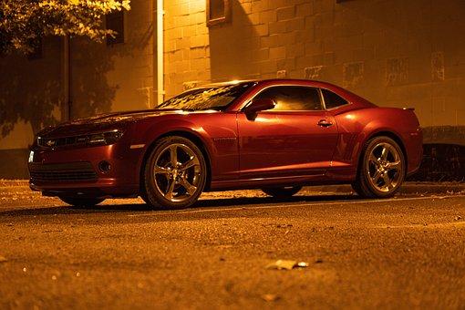Camaro, Car, Chevrolet, Auto, Vehicle, Classic