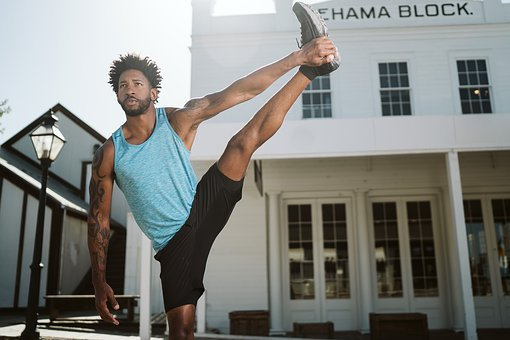 Yoga Day, Yoga, Black Man, Black Lives