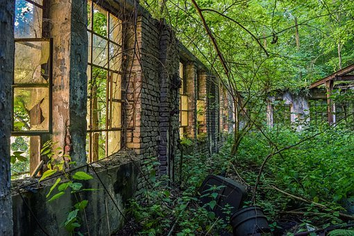 Lost Places, Building, Pforphoto, Abandoned, Broken