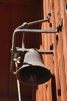 Bell, Ring The Bell, Arouse, Ring, Peal, Clapper, Rope