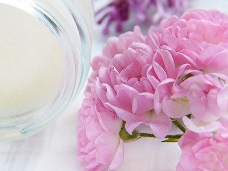 Cream, Roses, Blossom, Bloom, Skin Care, Petals, Beauty