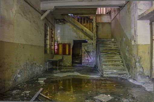 Lost Places, Building, Pforphoto, Abandoned, Broken