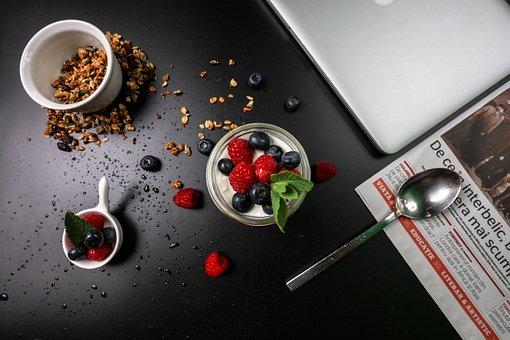 Berry, Breakfast, Cereal, Cream, Delicious, Diet, Food