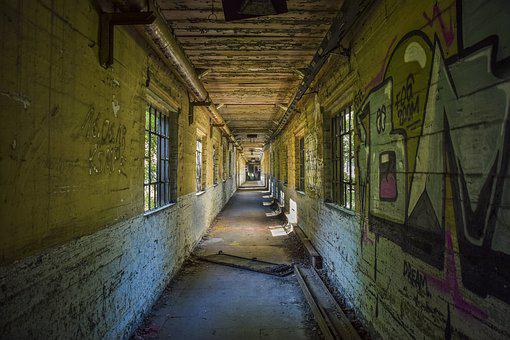 Lost Places, Gang, Pforphoto, Old, Atmosphere