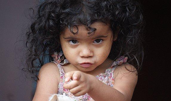 Girl, Look, Hair, Beauty, Face, Guatica
