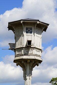 Aviary, Bird Villa, Villa, Pigeon House, Historically
