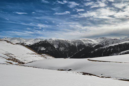 Mountain, Winter, Landscape, Snow, Nature, Summit, Pic