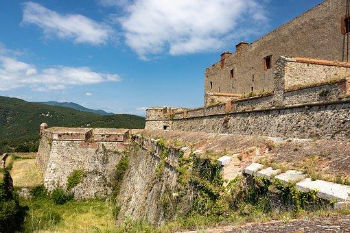 Fort, Building, Architecture, Medieval, Landmark