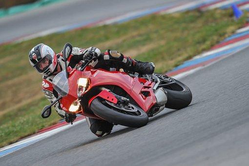 Motorcycle, Racing, Motogp, Ducati, Honda, Sport
