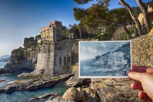 Recco, Liguria, Villa, Particular, Italy, Tourism