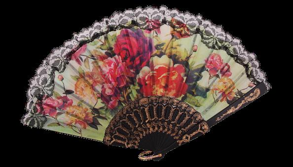 Fan, Wind, Hand Fan, Decorative, Decoration, Summer