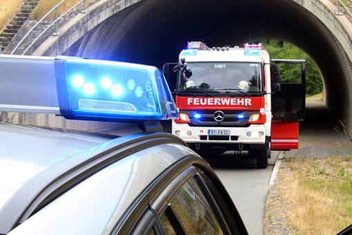 Fire, Emergency Medical Services, Police, Accident