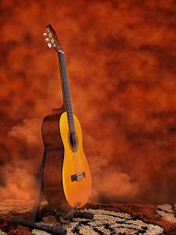 Guitar, Classical, Classic, Instrument, Music, Acoustic
