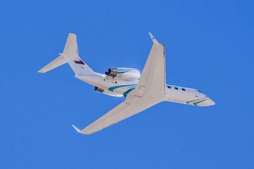 Airplane, Sky, Plane, Aircraft, Aviation, Flight