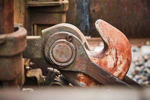 Clutch, Attach, Hook, Train, Railway, Locomotive, Wagon
