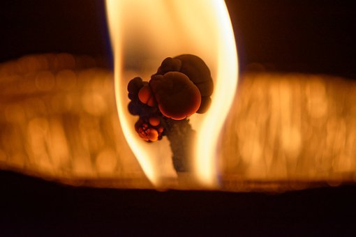 Wick, Abstract, Candle, Wax, Flame, Light, Candlelight