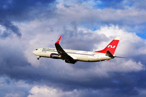 Plane, Flight, Clouds, Spotting, Take Off, Airport, Sun