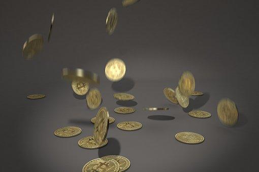 Bitcoin, Cyber, Currency, Money, Virtual Money, Finance