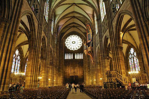 Cathedral, Church, Architecture, Religion, Dom
