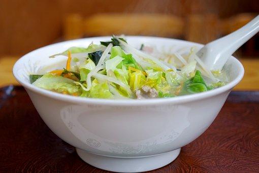 Japanese Food, Japan Food, Ramen, Restaurant, Tan