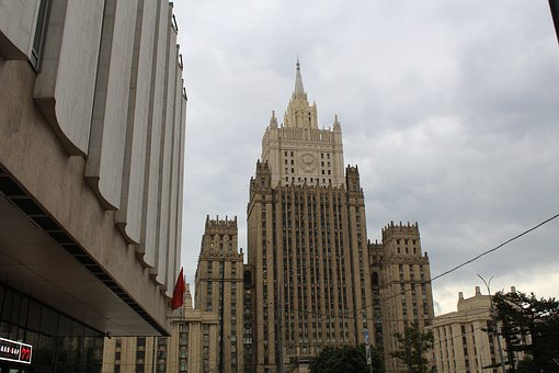 Moscow, The Ministry Of, Russia, Mead, Capital