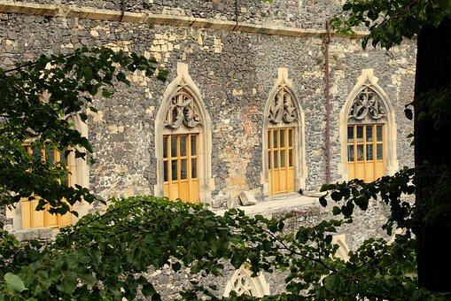 Castle, Historical, Monument, The Window, Architecture