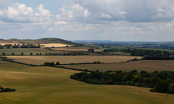Chilterns, English Countryside, Rolling Hills