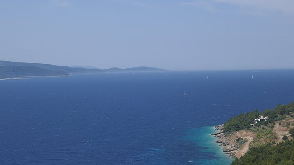 Croatia, Brac, Bol, Tourism, Vacations, Adriatic Sea