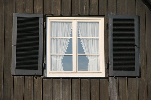 Window, Wood, Curtain, Architecture, Design