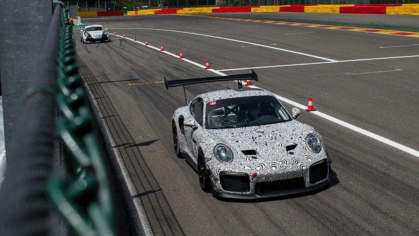 Porsche, Gt2, Erlkönig, Prototype, Test Drive, Gt2rs