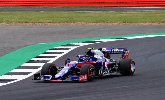 Alexander, Albon, Toro, Rosso, F1, Formula, One