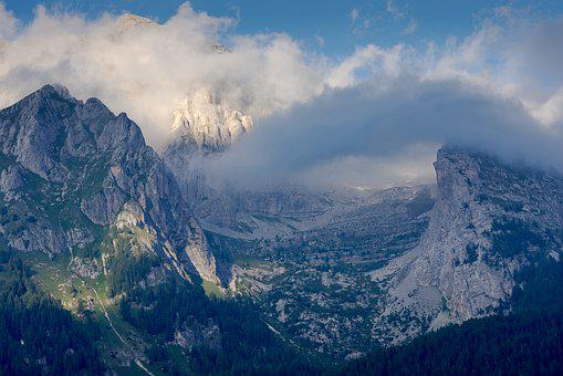 Dolomites, Outdoor, Landscape, Nature, Mountain