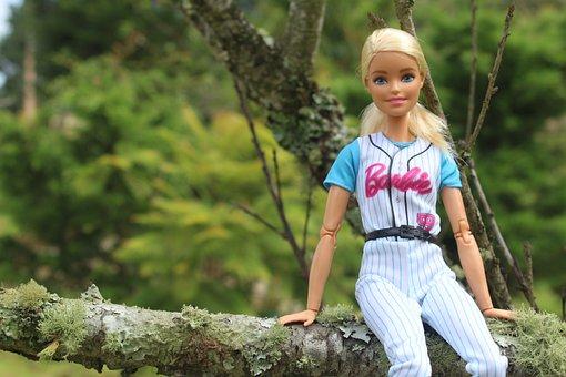 Barbie, Wrist, Nature, Beautiful, Figure, Lovely