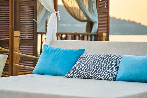 Bed, Armchair, Comfort, Relax, Furniture, Pillow