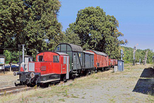 Museum Train, Vienenburg, Resin, Kof1, Signals