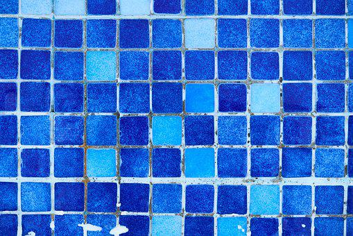 Ceramic, Pool, Square, Tile, Stone, Swim, Porcelain