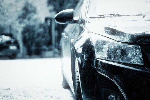 Auto, Headlights, Vintage, Car, Lighthouse, Vehicle