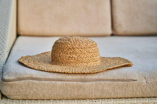 Hat, Holiday, Wire Mesh, Solar, Bed, Armchair, Comfort