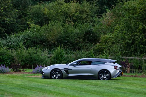 Aston Martin Shooting Brake Zagato, Aston Martin