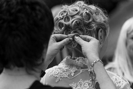 Hair, Wedding, Hairstyle, Woman, Bride, Hairdresser