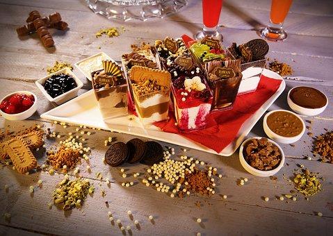 Semifreddo, Cheesecake, Sweet, Dessert, Delicious, Bake