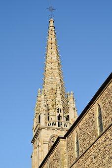 Church, Architecture, Bell Tower Church