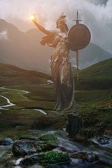 Land, Enchanted, Enchanted Land, Fantasy, Epic, Dark
