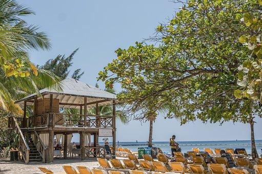 Beach, Massage, Hut, Health, Relaxation, Leisure