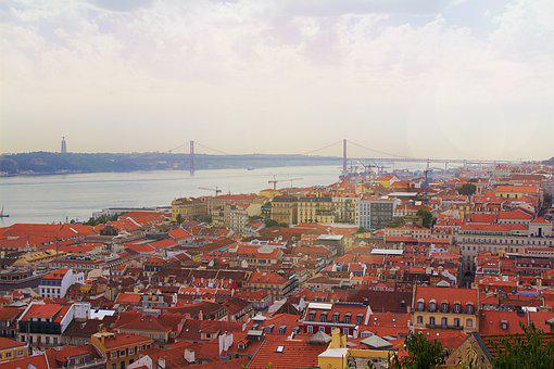 Portugal, Lisbon, Architecture, City, Lisboa, Landmark