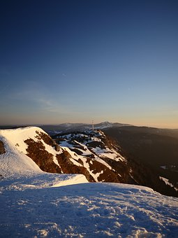 Landscape, Mountain, Nature, Snow, Hiking, Adventure